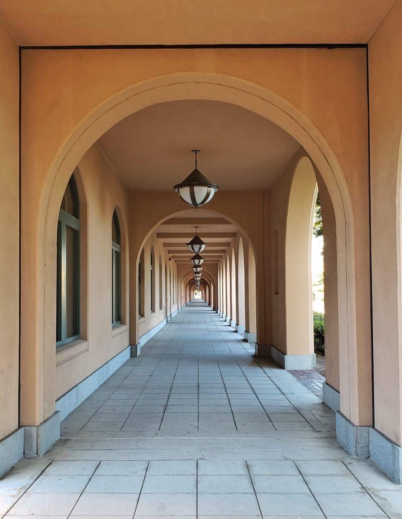 Hallways, Liberty Station