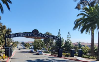 How to experience a perfect day at Liberty Station, San Diego.